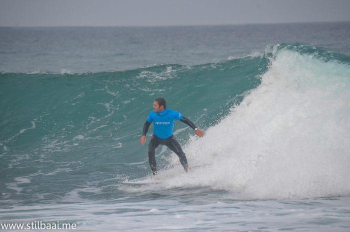 Surfing action at 'Kakgat', Jongensfontein (2016)